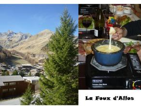 La Foux D'Allos - Hiking and Eating Fondue