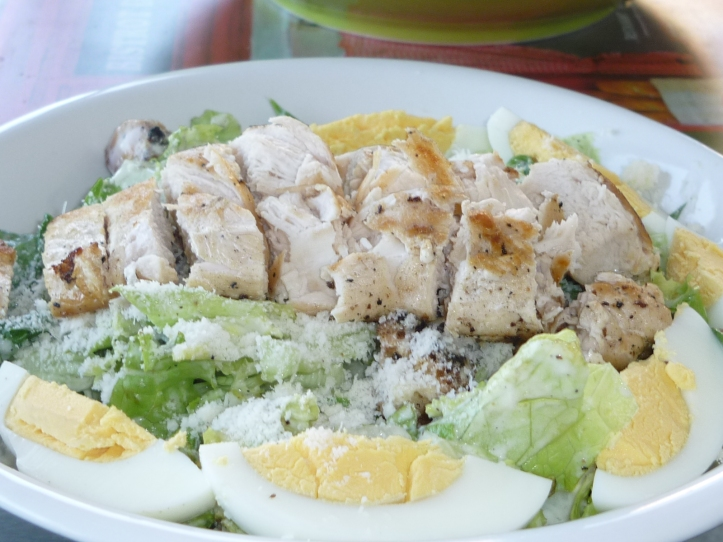 Caesar Salad - by cookingtrips.wordpress.com