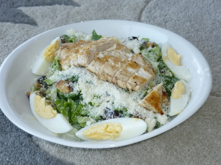 Caesar Salad by cookingtrips.wordpress.com